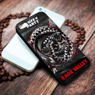 Knife Party Rage Valley Custom on your case iphone 4 4s 5 5s 5c 6 6plus 7 case / cases