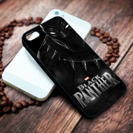 Marvel Black Panther Custom on your case iphone 4 4s 5 5s 5c 6 6plus 7 case / cases