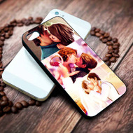 Rapunzle and Flynn kisse Custom on your case iphone 4 4s 5 5s 5c 6 6plus 7 case / cases