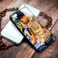 Chris Brown Tattoo Custom on your case iphone 4 4s 5 5s 5c 6 6plus 7 case / cases
