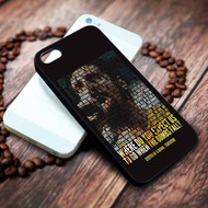 System Of A Down Tentative Lyrics Custom on your case iphone 4 4s 5 5s 5c 6 6plus 7 case / cases