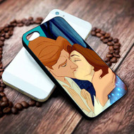 Beauty and the Beast Kiss Custom on your case iphone 4 4s 5 5s 5c 6 6plus 7 case / cases