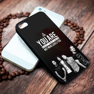 Fall Out Boy Quotes Custom on your case iphone 4 4s 5 5s 5c 6 6plus 7 case / cases