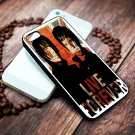 Oasis Live Forever Custom on your case iphone 4 4s 5 5s 5c 6 6plus 7 case / cases