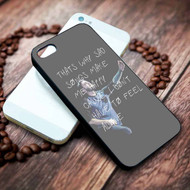 A Day to Remember Lyrics 1 Custom on your case iphone 4 4s 5 5s 5c 6 6plus 7 case / cases