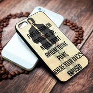 A Day to Remember Quotes Custom on your case iphone 4 4s 5 5s 5c 6 6plus 7 case / cases