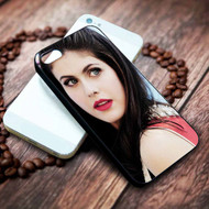 Alexandra Daddario Custom on your case iphone 4 4s 5 5s 5c 6 6plus 7 case / cases