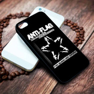Anti Flag Custom on your case iphone 4 4s 5 5s 5c 6 6plus 7 case / cases