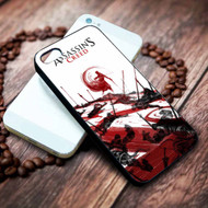 Assassins Creed Water Color Custom on your case iphone 4 4s 5 5s 5c 6 6plus 7 case / cases