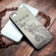 Blink-182 I Miss You Lyrics Custom on your case iphone 4 4s 5 5s 5c 6 6plus 7 case / cases