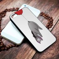 Eeyore Disney Winnie The Pooh Custom on your case iphone 4 4s 5 5s 5c 6 6plus 7 case / cases