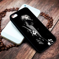 Kurt Cobain Custom on your case iphone 4 4s 5 5s 5c 6 6plus 7 case / cases