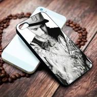 Mike Fuentes Pierce The Veil Custom on your case iphone 4 4s 5 5s 5c 6 6plus 7 case / cases