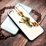 Scrat Ice Age Custom on your case iphone 4 4s 5 5s 5c 6 6plus 7 case / cases