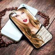Taylor Swift Custom on your case iphone 4 4s 5 5s 5c 6 6plus 7 case / cases