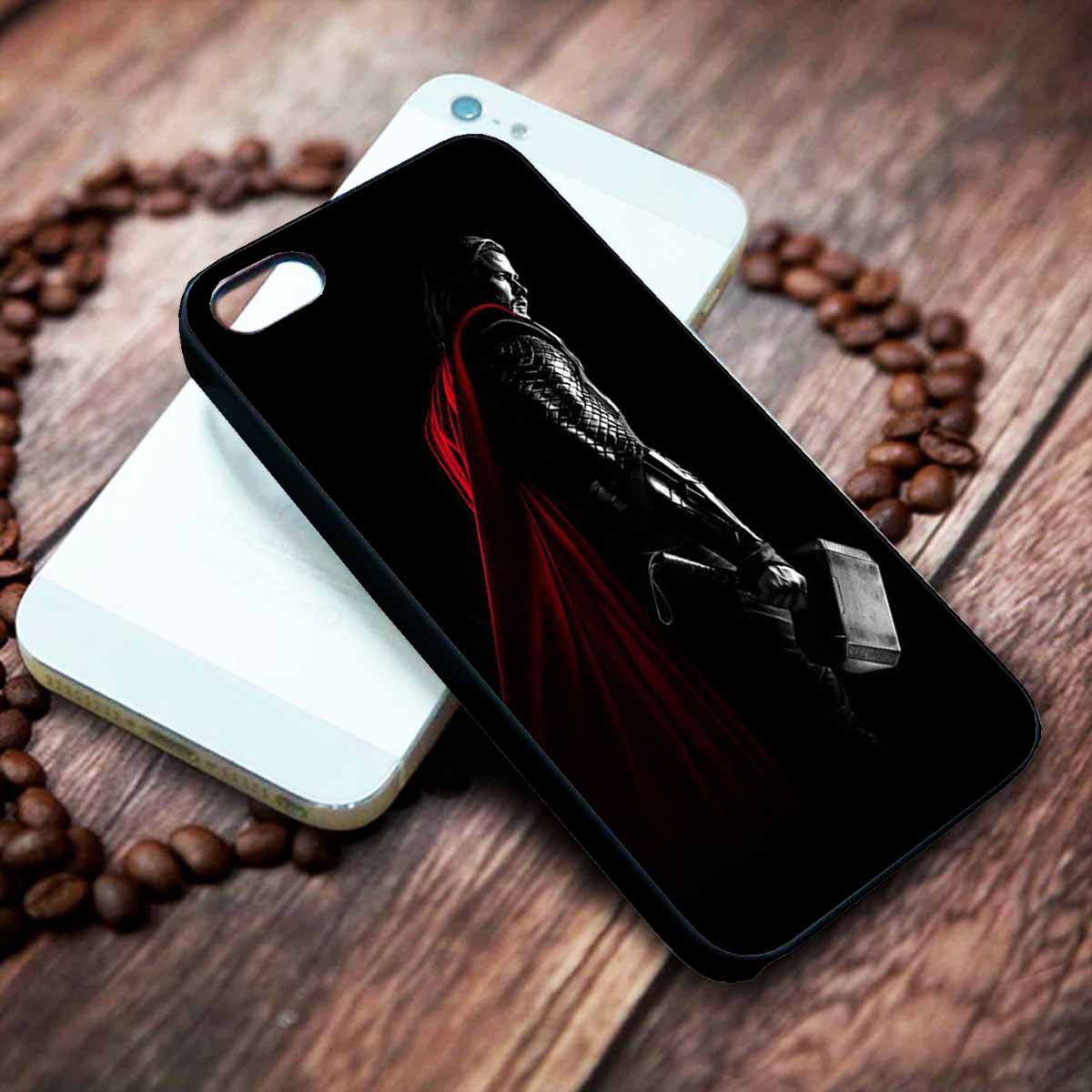 brand new d49a1 5c674 Thor Glow In The Dark Custom on your case iphone 4 4s 5 5s 5c 6 6plus 7  case / cases