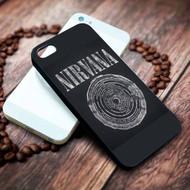 Vintage Nirvana Custom on your case iphone 4 4s 5 5s 5c 6 6plus 7 case / cases