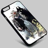 Princess Mononoke Studio Ghibli (2) on your case iphone 4 4s 5 5s 5c 6 6plus 7 Samsung Galaxy s3 s4 s5 s6 s7 HTC Case