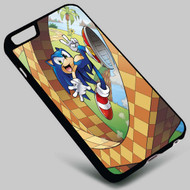 Sonic The Hedgehog  on your case iphone 4 4s 5 5s 5c 6 6plus 7 Samsung Galaxy s3 s4 s5 s6 s7 HTC Case