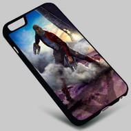 Star Lord Guardians of The Galaxy on your case iphone 4 4s 5 5s 5c 6 6plus 7 Samsung Galaxy s3 s4 s5 s6 s7 HTC Case
