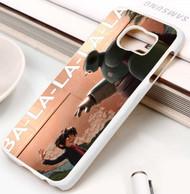 Baymax and Hiro Hamada Big Hero 6 Custom Samsung Galaxy S3 S4 S5 S6 S7 Case