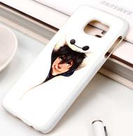 Baymax and Hiro Hamada Custom Samsung Galaxy S3 S4 S5 S6 S7 Case