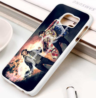 Cherub Custom Samsung Galaxy S3 S4 S5 S6 S7 Case