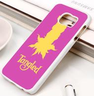Disney Tangled Custom Samsung Galaxy S3 S4 S5 S6 S7 Case