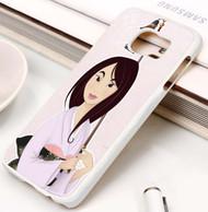 Mulan Disney Custom Samsung Galaxy S3 S4 S5 S6 S7 Case