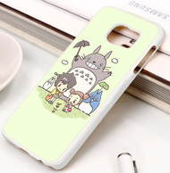 My Neighbor Totoro Studio Ghibli Custom Samsung Galaxy S3 S4 S5 S6 S7 Case