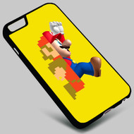 Super Mario Bros  on your case iphone 4 4s 5 5s 5c 6 6plus 7 Samsung Galaxy s3 s4 s5 s6 s7 HTC Case