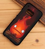 Calcifer Howl's Moving Castle Custom HTC One X M7 M8 M9 Case