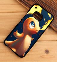 Charmander Pokemon Custom HTC One X M7 M8 M9 Case