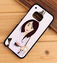 Mulan Disney Custom HTC One X M7 M8 M9 Case