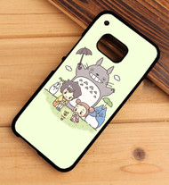 My Neighbor Totoro Studio Ghibli Custom HTC One X M7 M8 M9 Case