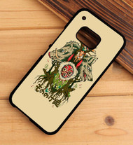 Princess Mononoke Custom HTC One X M7 M8 M9 Case