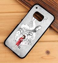 Spirited Away Studio Ghibli Custom HTC One X M7 M8 M9 Case