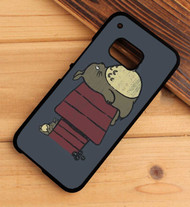 Totoro Snoopy Custom HTC One X M7 M8 M9 Case