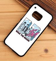 Walk the Moon Custom HTC One X M7 M8 M9 Case
