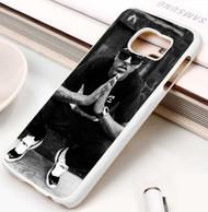 August Alsina Custom Samsung Galaxy S3 S4 S5 S6 S7 Case