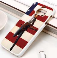Bruce Springsteen 2 Custom Samsung Galaxy S3 S4 S5 S6 S7 Case