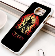 Freddie Mercury Queen Custom Samsung Galaxy S3 S4 S5 S6 S7 Case