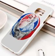 Grateful Dead Jerry Garcia Custom Samsung Galaxy S3 S4 S5 S6 S7 Case