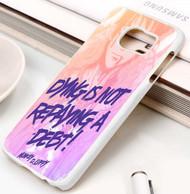 Monkey D Custom Samsung Galaxy S3 S4 S5 S6 S7 Case