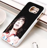 Pierce the Veil Lyrics 2 Custom Samsung Galaxy S3 S4 S5 S6 S7 Case