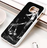 Slash And Axl Rose Gun 'n Roses Custom Samsung Galaxy S3 S4 S5 S6 S7 Case