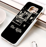 The Kills Poster Custom Samsung Galaxy S3 S4 S5 S6 S7 Case