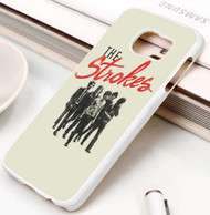The Strokes Custom Samsung Galaxy S3 S4 S5 S6 S7 Case