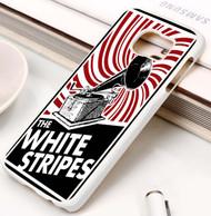 The White Stripes Custom Samsung Galaxy S3 S4 S5 S6 S7 Case
