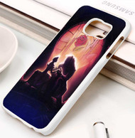 Beauty And The Beast Custom Samsung Galaxy S3 S4 S5 S6 S7 Case